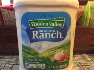 Salad Dressing—Hidden Valley Ranch 40 oz